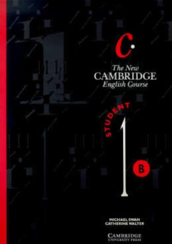 The New Cambridge English Course 1 Student's book B