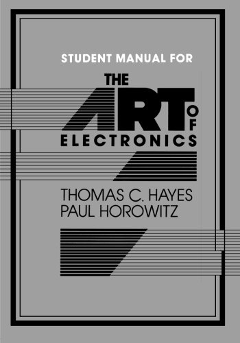 796. The Art of Electronics Student Manual