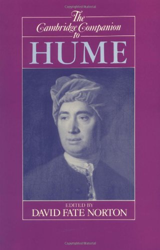The Cambridge Companion to Hume (Cambridge Companions to Philosophy) by David Fate Norton (Editor)