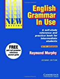 English Grammar in Use: A Self-Study Reference and Practice Book for Intermediate Students With Answers (Grammar in Use S.)