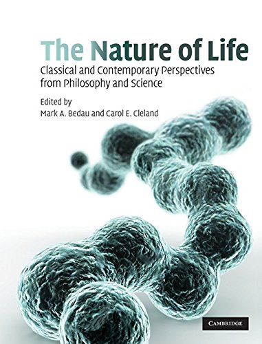 PDF The Nature of Life Classical and Contemporary Perspectives from Philosophy and Science