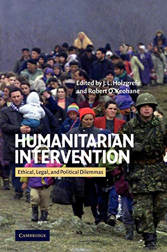 Humanitarian intervention thesis