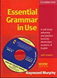 Essential Grammar in Use: A Self-Study Reference and Practice Book for Elementary Students of English : With Answers (Book & CD-ROM)