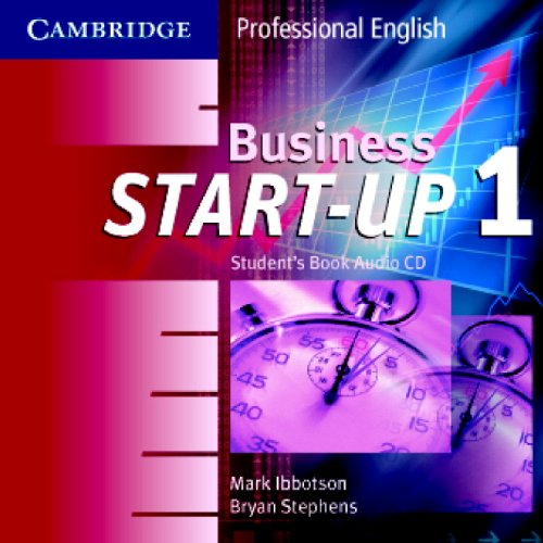Business Start-Up 1 Audio CD Set (2 CDs) (Cambridge Professional English)
