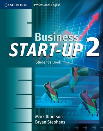 Business Start-Up 2 Student's Book (Cambridge Professional English)