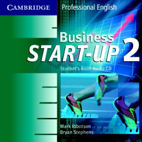 Business Start-Up 2 Audio CD Set (2 CDs) (Cambridge Professional English)