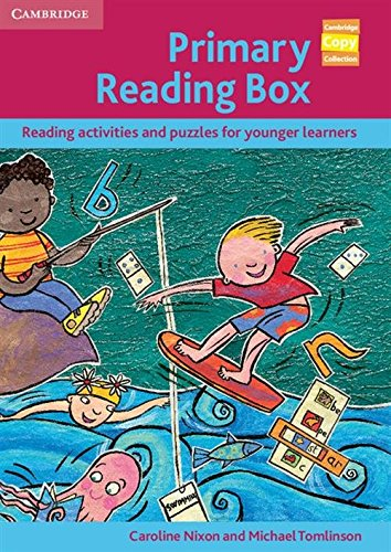 Primary Reading Box: Reading activities and puzzles for younger learners (Cambridge Copy Collection)