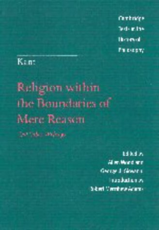 Religion Within the Boundaries of Mere Reason