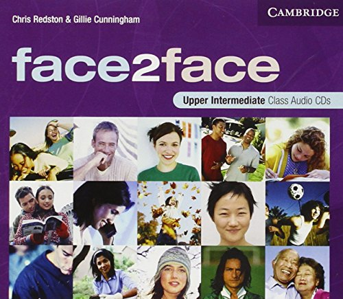 face2face Upper Intermediate Class CDs
