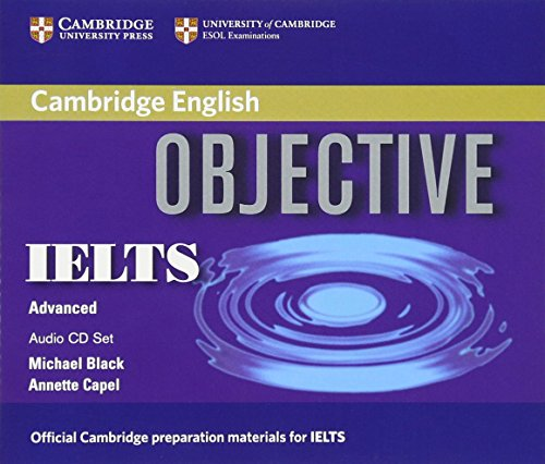 Objective IELTS Advanced Audio CDs (3)