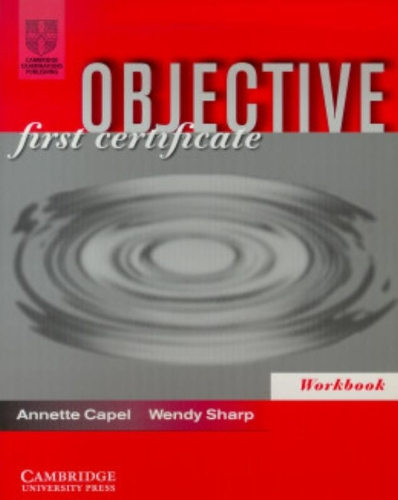 Objective: First Certificate Workbook