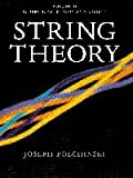 String Theory, Vol. 2 : Superstring Theory and Beyond (Cambridge - book cover picture