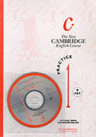 The New Cambridge English Course 1 Practice book with Key plus Audio CD pack