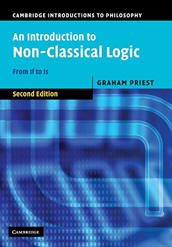 An Introduction to Non-Classical Logic Book Cover Picture