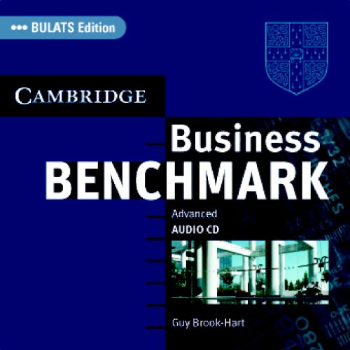 Business Benchmark Advanced Audio CD BULATS Edition