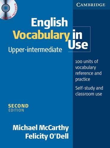 English Vocabulary in Use Upper-Intermediate with CD-ROM (Face2face S)