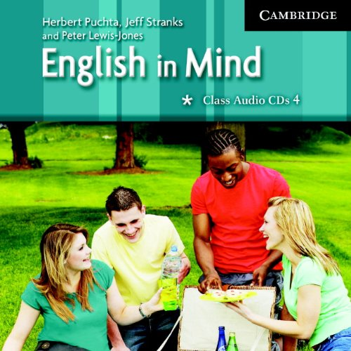 English in Mind 4 Class Audio CDs (3)