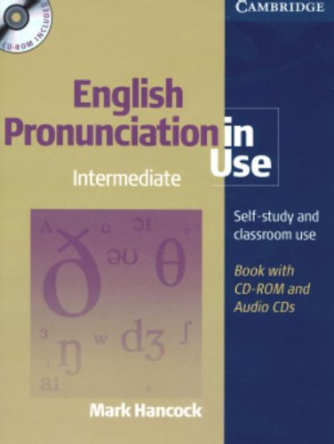 The bestsellers Books: English Pronunciation in Use