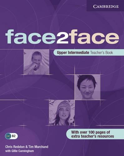 face2face Upper Intermediate Teacher's Book