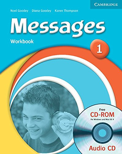 Messages 1 Workbook with Audio CD/CD-ROM (Messages S.)