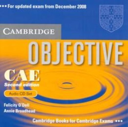 Objective CAE Audio CD Set (3 CDs)