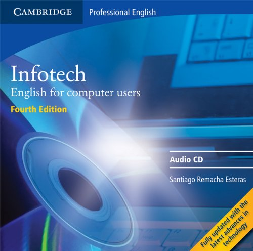 Infotech Audio CD (Cambridge Professional English)