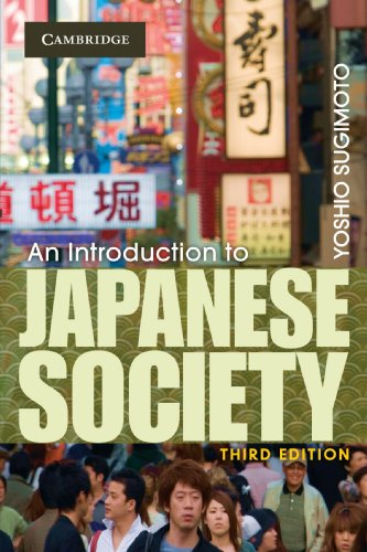 735. An Introduction to Japanese Society