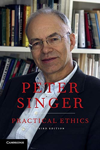 Practical Ethics Book Cover Picture