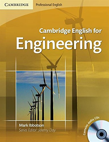 Cambridge English for Engineering Student's Book with Audio CDs (2) (Cambridge Professional English)