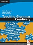Teaching Grammar Creatively with CD-ROM/Audio CD