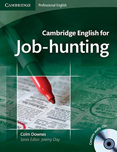 Cambridge English for Job-hunting Student's Book with Audio CDs (2) (Cambridge English for Series)