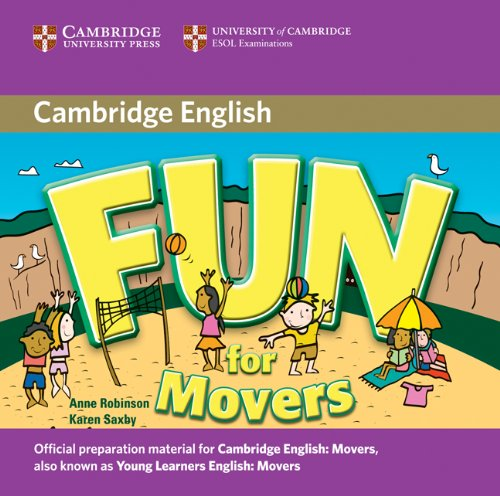 Fun for Movers Audio CD (Cambridge Books for Cambridge Exams)