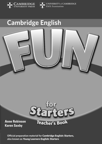 Fun for Starters Teacher's Book (Fun for Flyers)