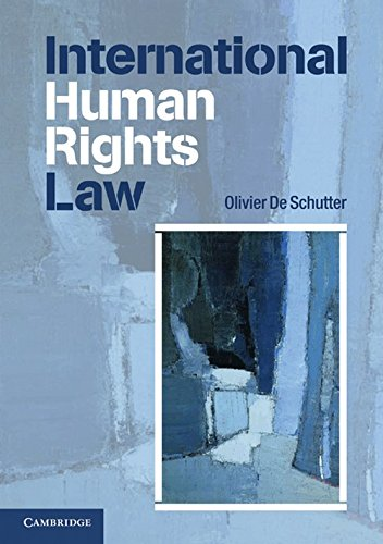 International Human Rights Law: Cases, Materials, Commentary