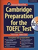 Cambridge Cambridge Preparation for the TOEFL Test Book with CD-ROM