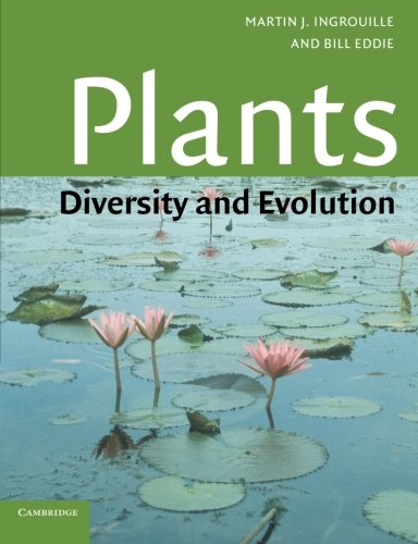 PLANTS DIVERSITY AND EVOLUTION
