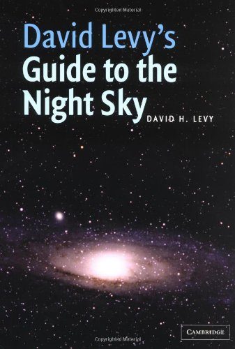 David Levy's Guide to the Night Sky, Levy, David H.