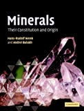 Minerals : Their Constitution and Origin