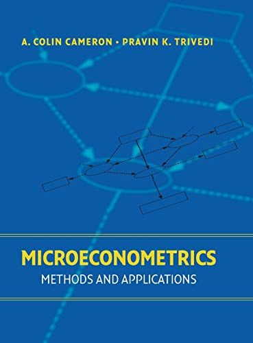 Microeconometrics: Methods and Applications