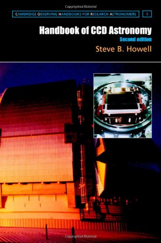 PDF Handbook of CCD Astronomy Cambridge Observing Handbooks for Research Astronomers