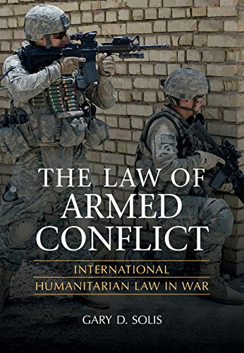 PDF The Law of Armed Conflict International Humanitarian Law in War