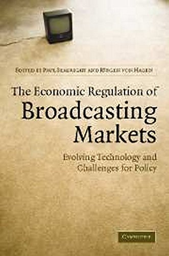 PDF The Economic Regulation of Broadcasting Markets Evolving Technology and Challenges for Policy