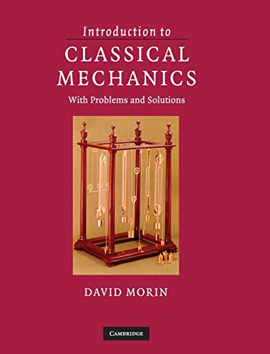 Cover of Introduction to Classical Mechanics