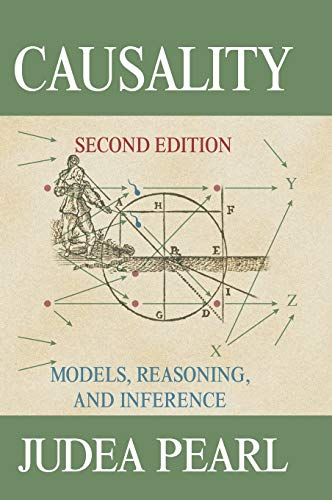 580. Causality: Models, Reasoning and Inference