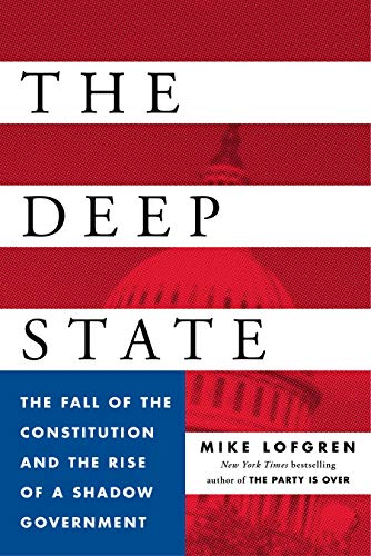 The Deep State Book Cover Picture