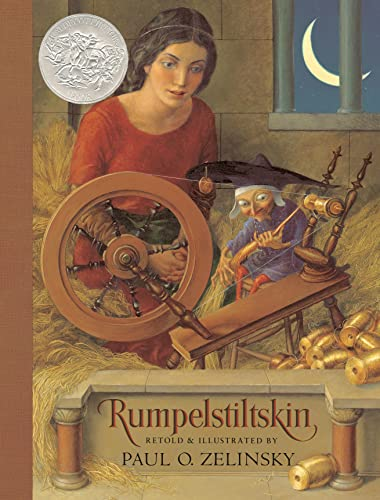 Rumpelstiltskin - Folktale and Fairy Tale Resources in the CRC ...