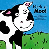 Peek-a-Moo! (Lift-the-Flap) - book cover picture