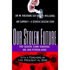 Cover Photo: Our Stolen Future