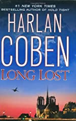Long Lost, a Myron Bolitar Mystery, by Harlan Coben