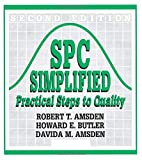 SPC Simplified: Practical Steps to Quality - book cover picture